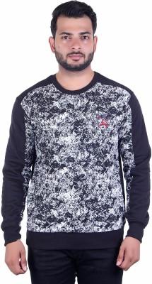 ABSURD Full Sleeve Printed Men Sweatshirt