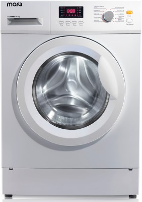 MarQ by Flipkart 6.5 kg Fully Automatic Front Load Washing Machine White(MQFLXI65) (MarQ by Flipkart)  Buy Online