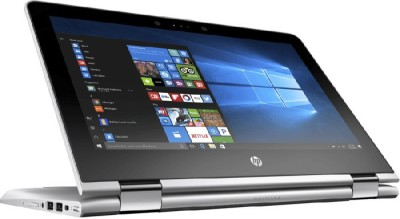 Image of HP Pavilion x360 Core i3 8th Gen 2 in 1 Laptop which is one of the best laptops under 45000