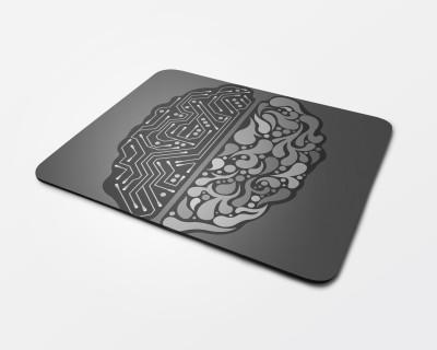 Logitech Duality - Art & Tech Mousepad(Multicolor)