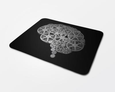 Logitech Mechanical Brain Mousepad(Multicolor)