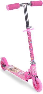 Barbie Be Bright 2 wheel Scooter Pink (Pink)