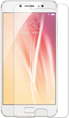 Metroexx Tempered Glass Guard for Vivo X7(Pack of 1)