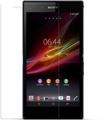 Dhanwaria Tempered Glass Guard for Sony Xperia Z Ultra(Pack of 1)