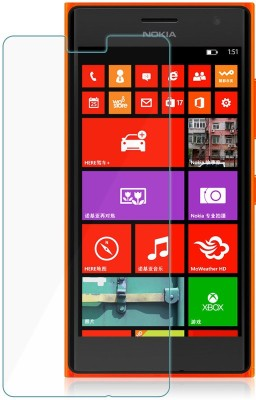 Vibranium Tempered Glass Guard for Nokia Lumia 735(Pack of 1)