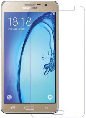 FotoAdda Tempered Glass Guard for Samsung Galaxy On7(Pack of 1)