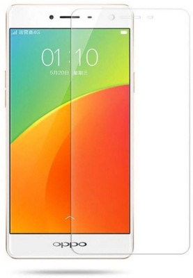 Hycot + Tempered Glass Guard for Oppo A83 9H hardness with multi layer protected with cleaning wipe