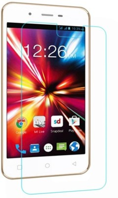 Balaji Shoppers Tempered Glass Guard for Micromax Canvas Unite Q427