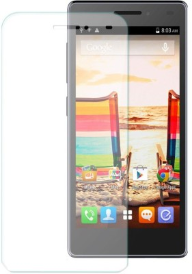 Zoto Tempered Glass Guard for Micromax Bolt Q332(Pack of 1)