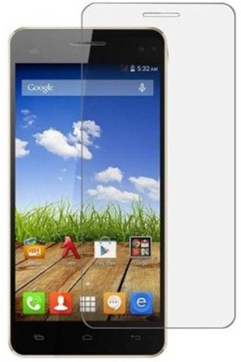 Accessories Bucket Tempered Glass Guard for Micromax Canvas Pace 4G(Pack of 1)