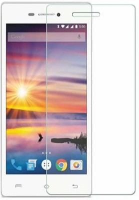Sodial Tempered Glass Guard for Lava X12(Pack of 1)