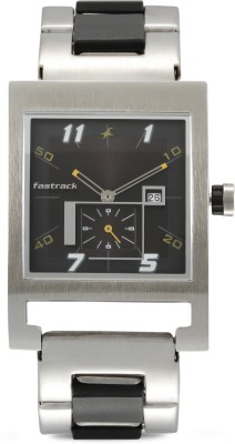 Fastrack NG1478SM01 Party Analog Watch   For Men Fastrack Wrist Watches