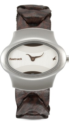 Fastrack NG6004SL01 Casual Analog Women's Watch (NG6004SL01)