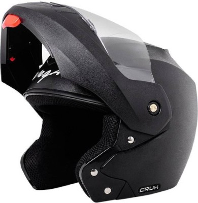 VEGA CRUX Motorsports Helmet(Black)