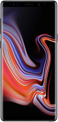 Samsung Galaxy Note 9 (Midnight Black, 128 GB)(6 GB RAM) 1