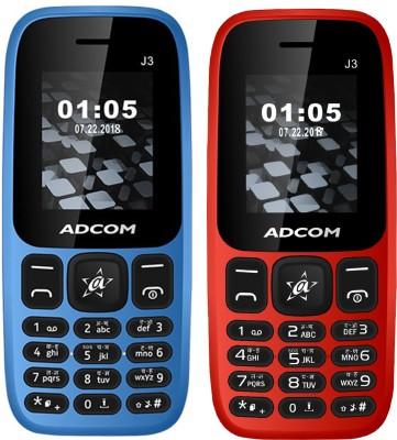 Adcom J3(Red & Blue)