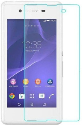 TURTLE Tempered Glass Guard for Sony Xperia Z3(Pack of 1)