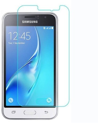 S-Design Tempered Glass Guard for Samsung Galaxy J1 (4G)(Pack of 1)
