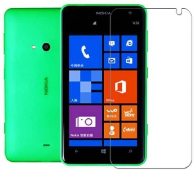 BIZBEEtech Tempered Glass Guard for Nokia Lumia 630(Pack of 1)