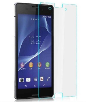 Snatchy Tempered Glass Guard for Sony xperia Z3 Mini (Premium 0.2 MM Glass)