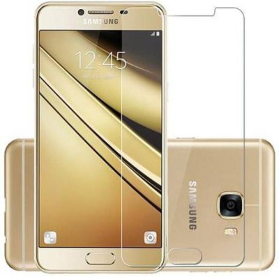 Snatchy Tempered Glass Guard for Samsung Galaxy C5 Pro (Premium 0.2 MM Glass)