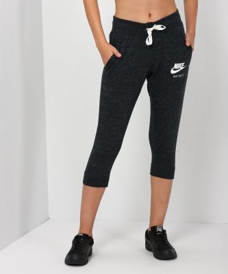 Nike Regular Women's Black Capri
