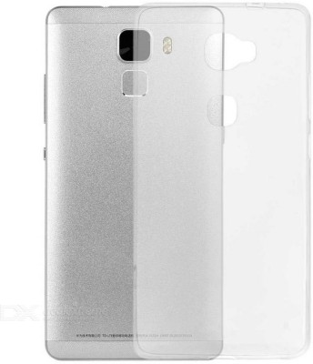 S Case Back Cover for Honor 5X(Transparent, Rubber)