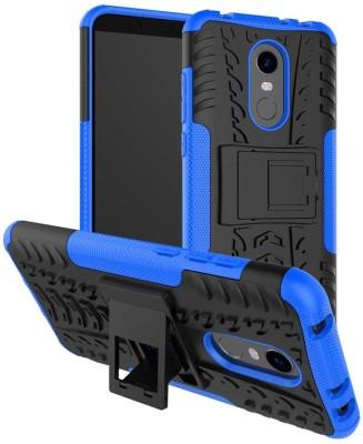 Flipkart SmartBuy Back Cover for Mi Redmi Note 5(Blue, Rugged Armor, Rubber, Plastic)