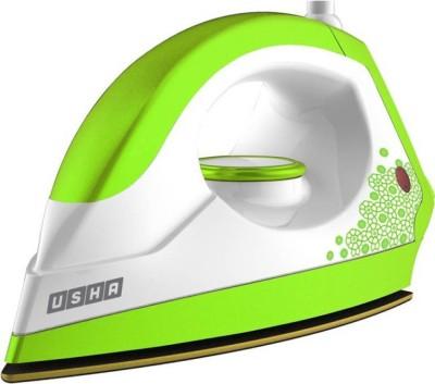 Usha EI 3302 1100 W Dry Iron(White, LIME)