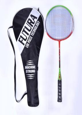 Pioneer FUTURA BADMINTON Multicolor Strung Badminton Racquet(G3 - 3.5 Inches, 110 g)
