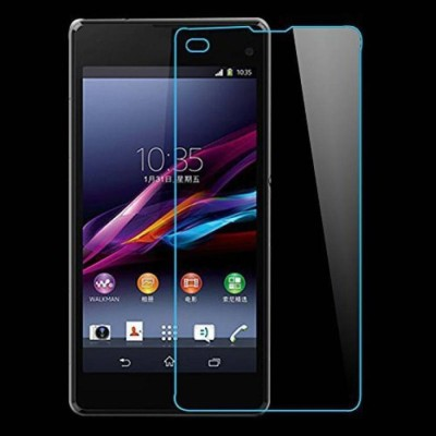 GBKS Tempered Glass Guard for SONY XP Z1 MINI(Pack of 1)