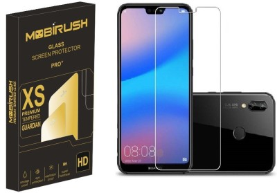 Mobirush Tempered Glass Guard for Huawei P20 LITE(Pack of 1)