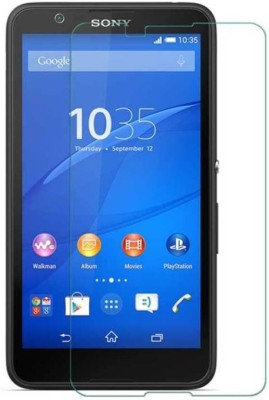 Snoogg Tempered Glass Guard for Sony Xp E1