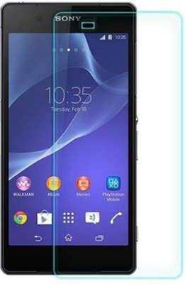 EASYBIZZ Tempered Glass Guard for Sony Xperia Z2(Pack of 1)