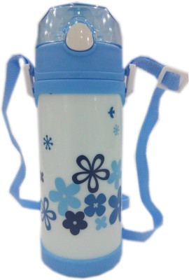 Baby's Clubb Insulated Sipper With Straw(Blue)