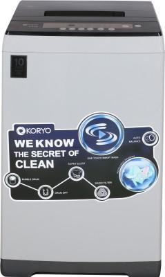 Koryo 6.2 kg Fully Automatic Top Load Washing Machine Grey(KWM6218TL) (Koryo)  Buy Online