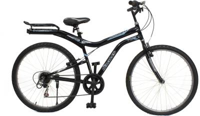 HERCULES Frozo RF 6s 26 T Mountain Cycle(6 Gear, Black)