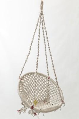 Curio Centre Cotton Swing(White)