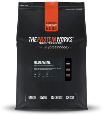 THE PROTEIN WORKS Glutamine Glutamine(500 g, Unflavored)