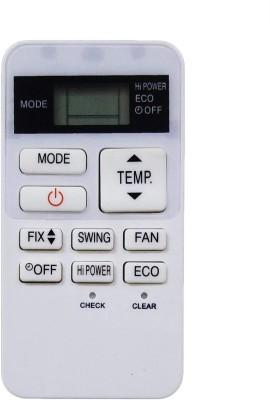 Cezo Toshiba AC Remote Controller(White)