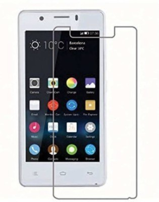 S-Design Tempered Glass Guard for Gionee Pioneer P4(Pack of 1)