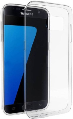 Kassy Back Cover for Samsung Galaxy S7 Transparent
