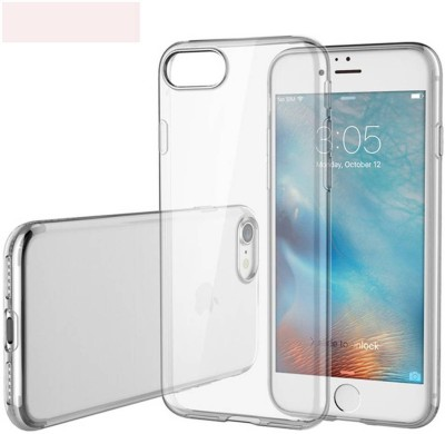 Kassy Back Cover for Apple iPhone 7 Plus Transparent