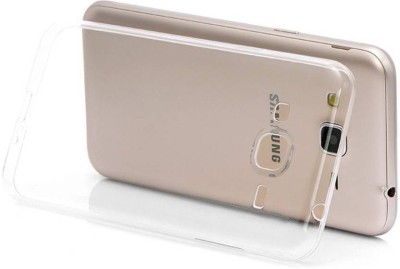 Zipcasi Back Cover for Samsung Galaxy On5(Transparent, Grip Case, Flexible Case) Flipkart
