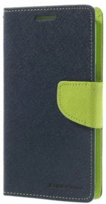 JAPNESE PRO Flip Cover for SAMSUNG GALAXY GRAND QUATTRO I8552(Blue, Green, Artificial Leather)