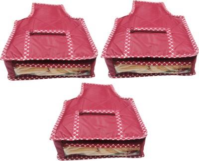 atorakushon Parachute Blouse Cover 3PC PBV3 Maroon atorakushon Garment Covers