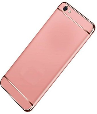 Case Trendz Back Cover for Mi Redmi Note 3(Rose Gold, Dual Protection, Plastic, Rubber)