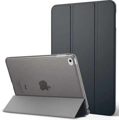 Tobo Book Cover for iPad Mini 4(Black, Hard Case)