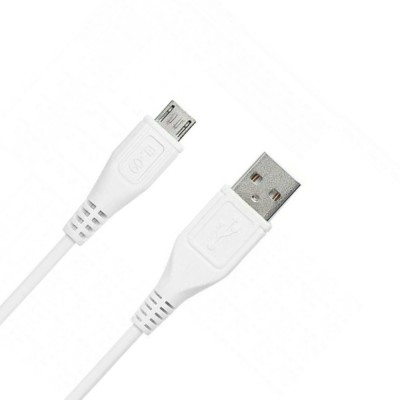 Furst Sync Data & Charging For Blade V7 Max Micro USB Cable(ZTE Blade V7 Max, White, Sync and Charge Cable)