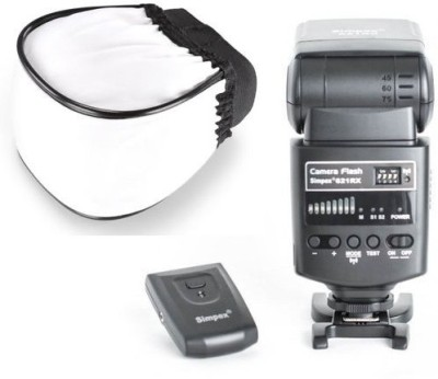 Simpex Simpex_621 RX Flash with Wireless Trigger Flash Shoe Adapter